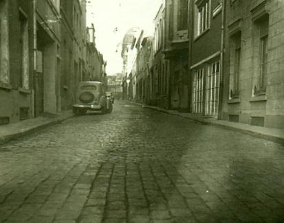 Rue de Six Aunes BXL