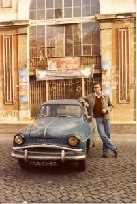 En Alfama, Lisboa, 1980