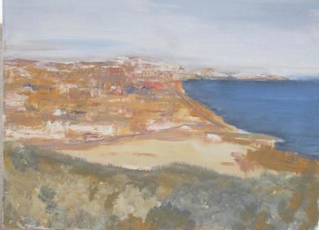 Dakar desde el Faro des Mamelles