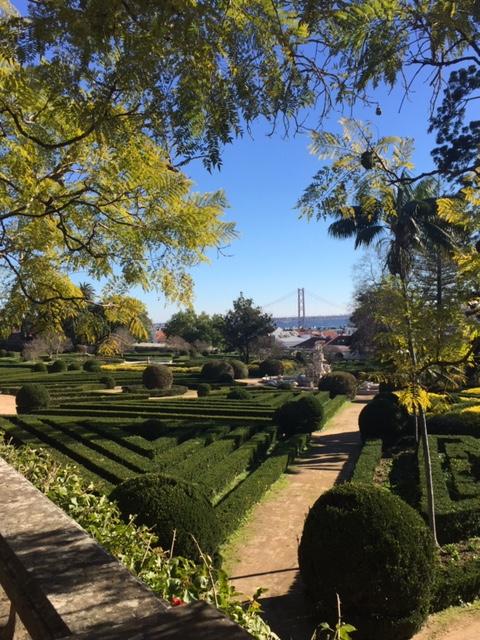 Jardim Botánico de Ajuda