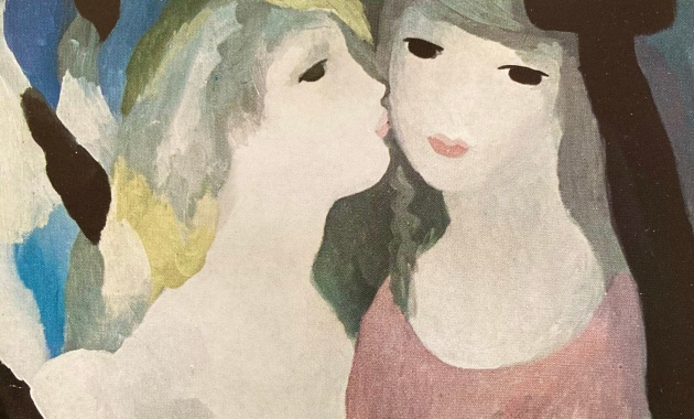 Por Marie Laurencin